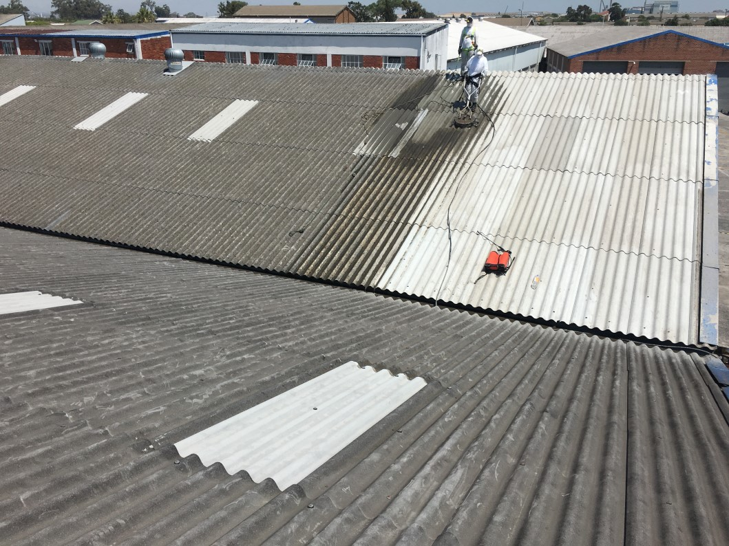 Roof and Airless Spray Painting SPC