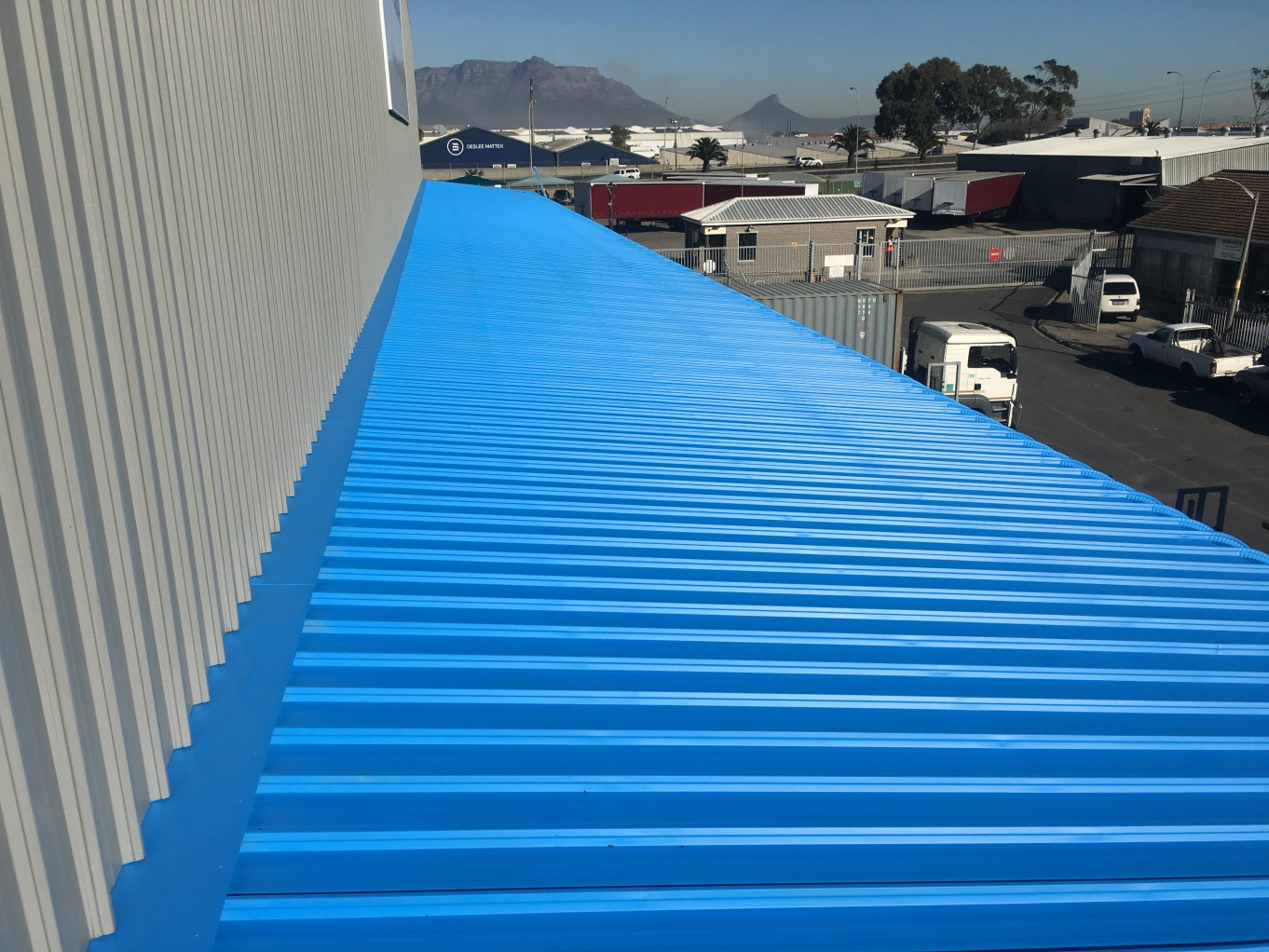 Roofing and Airless spray Painting Grandmark